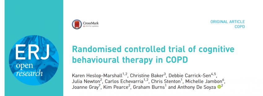 Cognitive behavioural therapy delivered by respiratory nurses is clinically effective and cost-effective for patients with chronic obstructive pulmonary disease and symptoms of anxiety