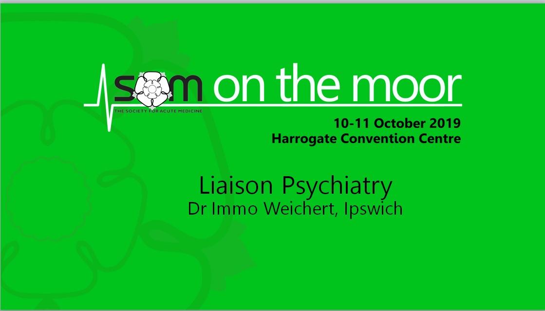 Liaison Psychiatry IW SAM 101019